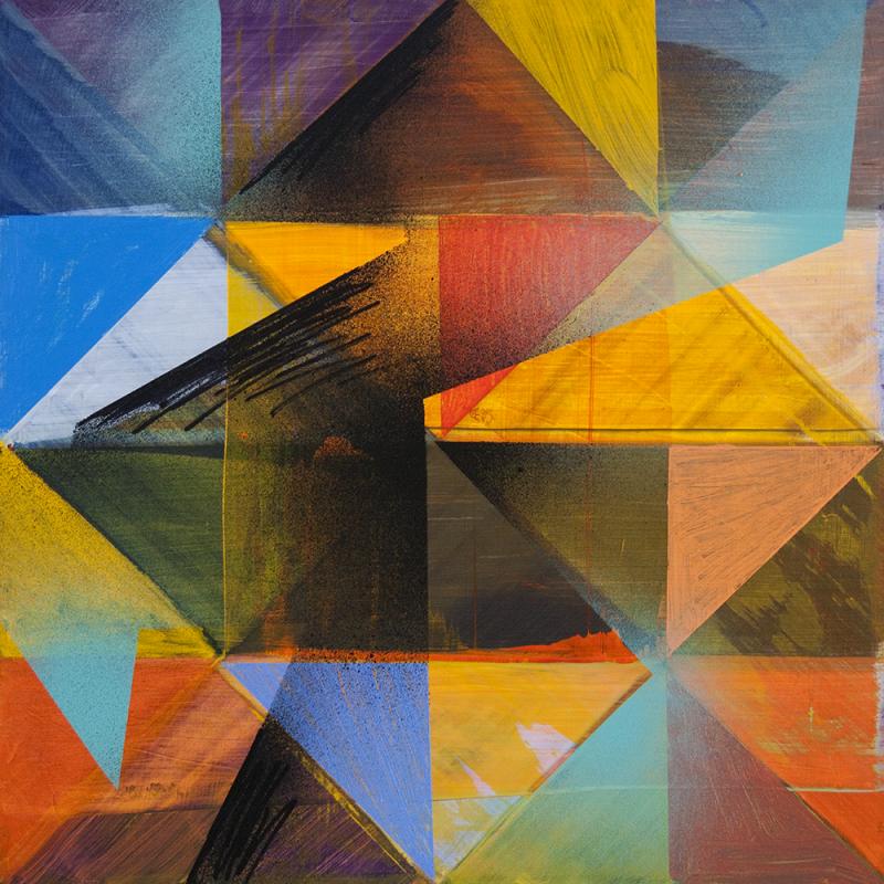 oil on panel, 20 x 20